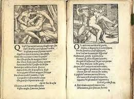 """1524- A book of sexual positions by Pietro Aretino is burned by papal authorities.  When the burning doesn't stop peoples' appetite for the book, Pope Clement VII will officially ban it three years later, & it will feature on the Vatican's first complete index of forbidden books in 1558.  Aretino's book is banned because it sees sex as a good thing & because it is intended for a general audience & not just powerful men (a """"refusal to restrict his audience to men of virtue"""")."""