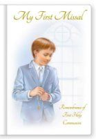 My First Missal Book for a Boy.