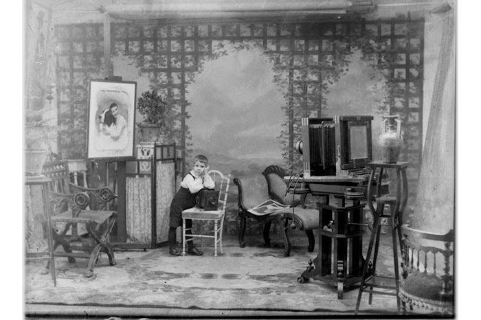 Salamanca en el ayer: Los inicios de la fotografía en Salamanca estudo de vicente gombau