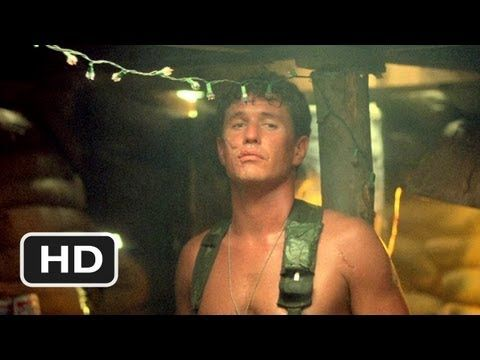 "Platoon (8/10) Movie CLIP - I Am Reality (1986) HD- ""the only thing that can kill barnes is barnes"" Animal strength and immortality"
