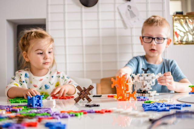 Konstruowanie dla dzieci – czyli jak podnosimy młodemu poprzeczkę