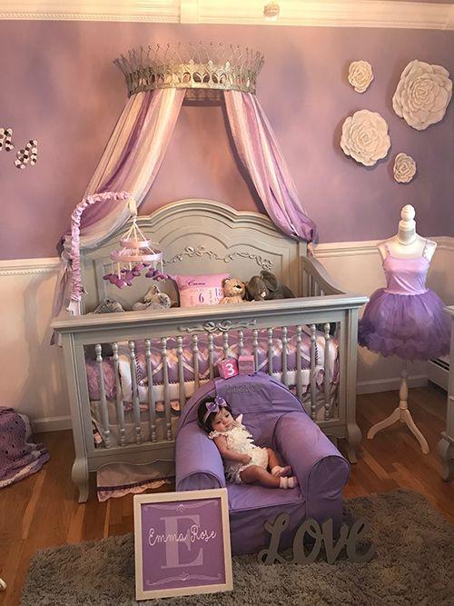 A Princess Amongst Princesses Baby Emma Rose S Aurora Nursery Part 2 Of 3 The Dom Family