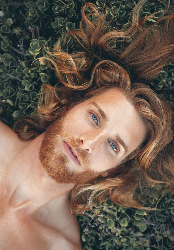 Tom Busson by Leonard Gren. People in my country are so bigoted against people blessed with this beautiful hair. Who would deny this fellow rightfully designated handsomeness?