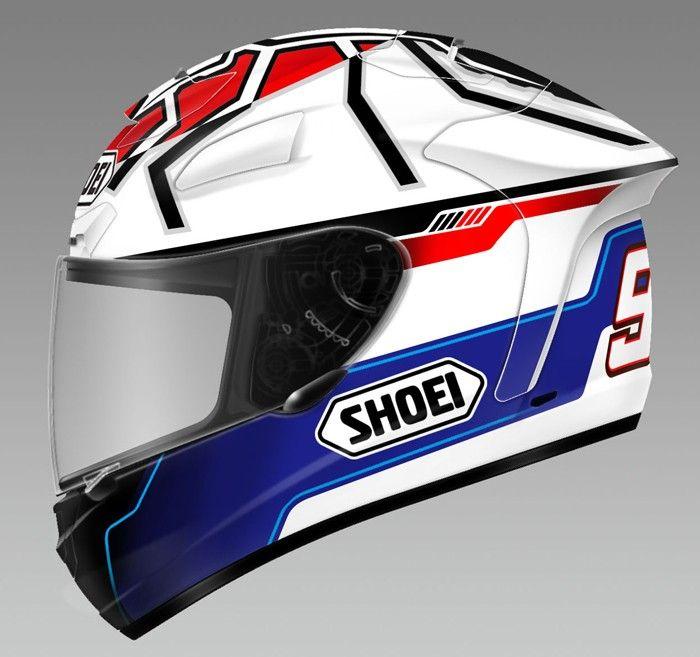 shoei x spirit 2 marquez motegi tc1 x large helmet shoei x spirit 2 marquez motegi tc1. Black Bedroom Furniture Sets. Home Design Ideas