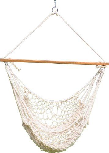 COTTON ROPE SWING - NATURAL Hangit http://www.amazon.in/dp/B00M2OS8VK/ref=cm_sw_r_pi_dp_NXDtub1MATMG4