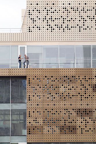 Tabanlioglu Architects — Dogan Media Center — Image 7 of 16 — Europaconcorsi