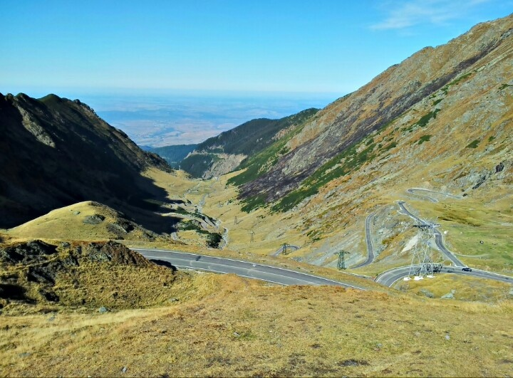 Transfagarasan Road; at 2044 m