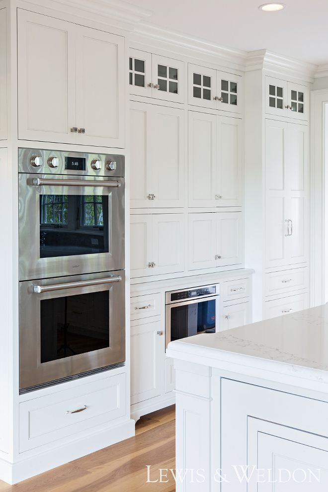 Floor to ceiling kitchen cabinet ideas - Home Bunch blog