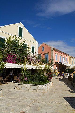 Fiskardo, Cefalonia (Cefalonia), Islas Jónicas, Grecia, Europa