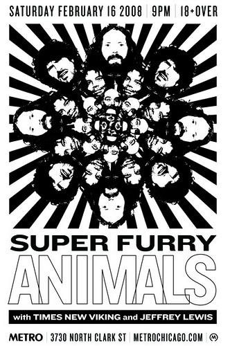 Super Furry Animals 02.16.08