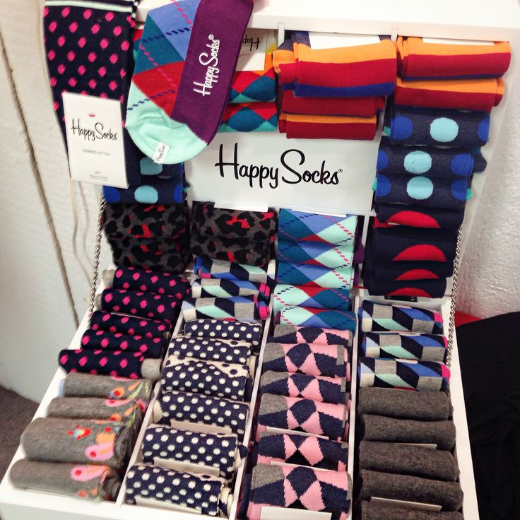 We carry Happy Socks! Cass & Co 5714 Kennett Pike Wilmington, DE 19807. Come visit!
