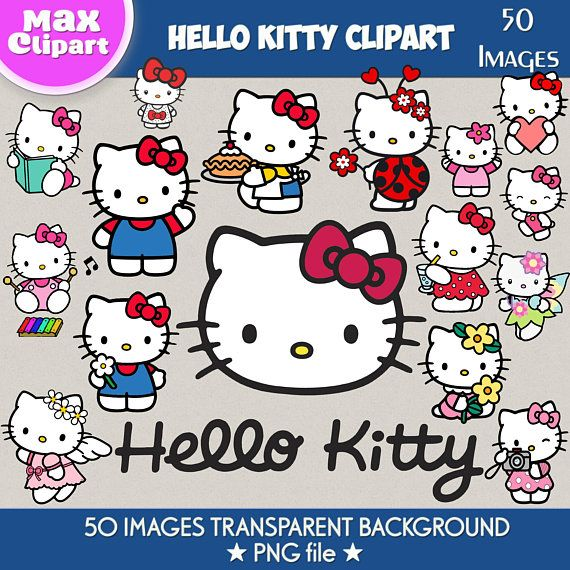 50 Hello Kitty Images Png Format Instant Download Files Are Available To Download Almost Instantly All Hello Kitty Clipart Hello Kitty Images Hello Kitty Art