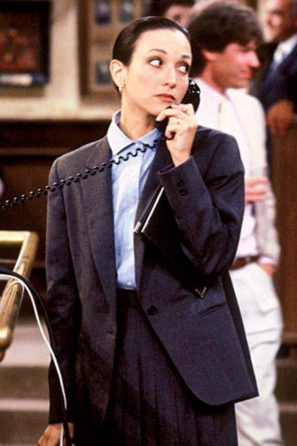 Dr. Lilith Sternin-Crane portrayed by Bebe Neuwirth