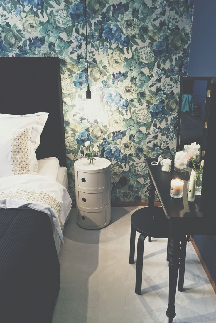 17 best Sovrum images on Pinterest | Compact living, Bedroom inspo ...