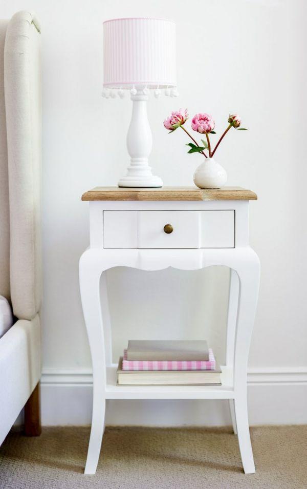 Die besten 25+ moderner Nachttisch Ideen auf Pinterest - designer nachttische schlafzimmer