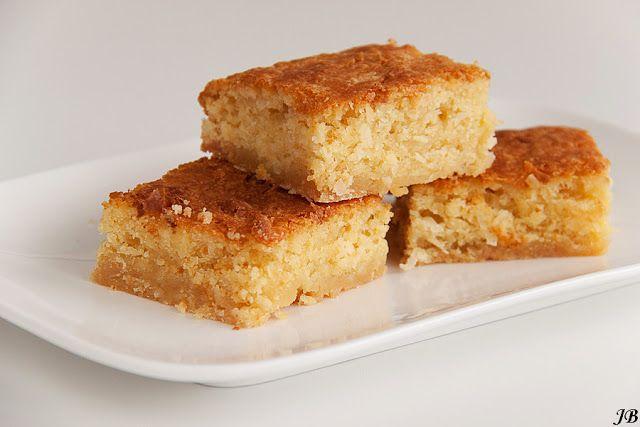 Carolines blog: Onweerstaanbare witte chocolade-kokos brownies