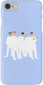 Backstreet's Back! iPhone 7 Cases
