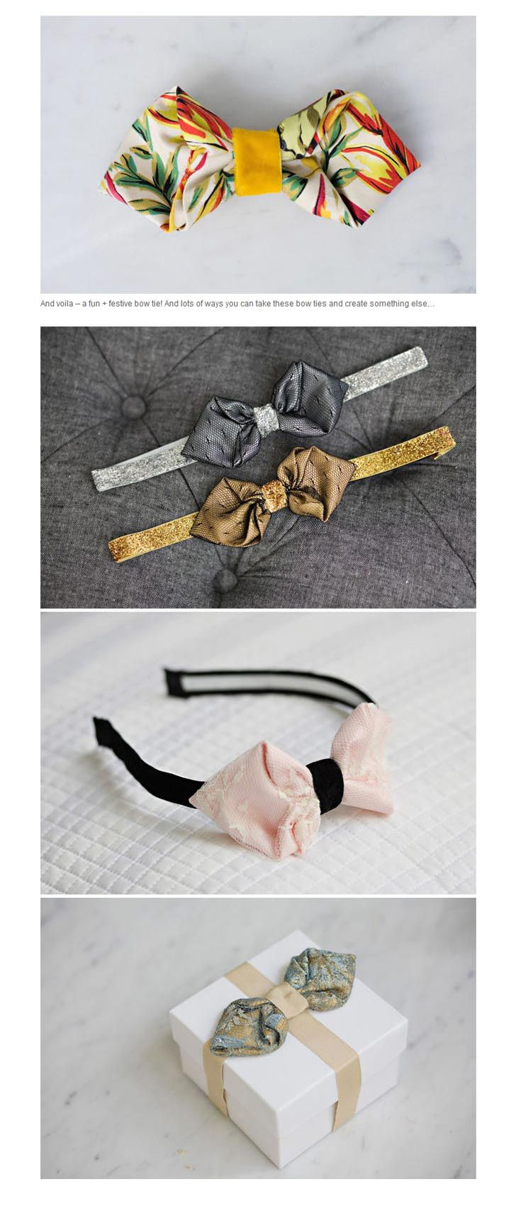新郎さん用 蝶ネクタイを作る方法 | 結婚式 DIY&ハンドメイド作り方
