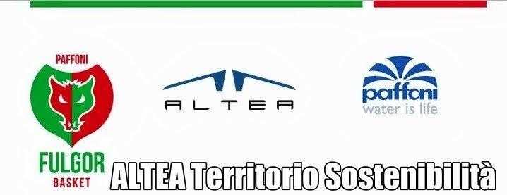 @Altea SpA insieme a PAFFONI per la nuova stagione di #Fulgor #Basket   #Altea accompagnerà la Paffoni Fulgor Basket nella sua prima stagione in Lega Due Silver. Grande la soddisfazione di Andrea Ruscica, che annuncia nuovi importanti progetti di #sostenibilità sul #territorio. Leggi il comunicato stampa www.alteanet.it/Data/Altea/Upload/library/Comunicato_Stampa_ALTEA_Paffoni_Fulgor_Basket_08082013.pdf