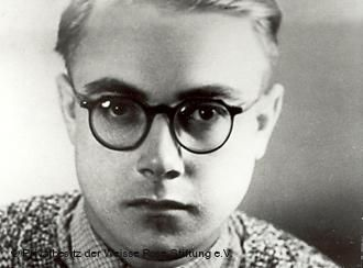Franz Josef Müller in 1942/he was also dedicated to the White Rose movement