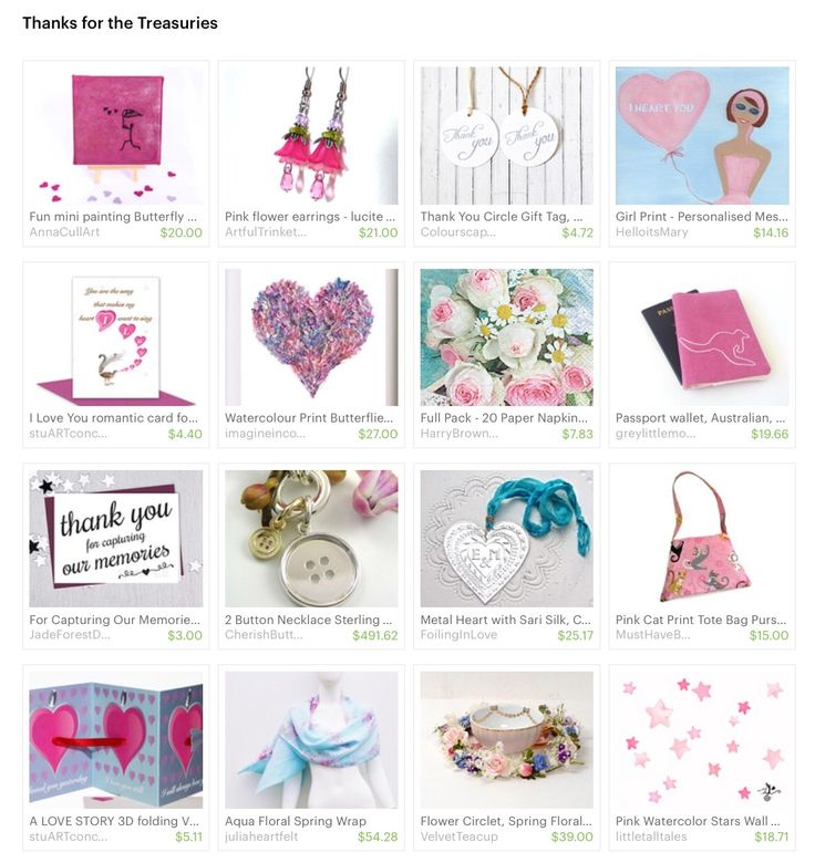Pink Butterfly Giclee Print featured in Etsy Treasury