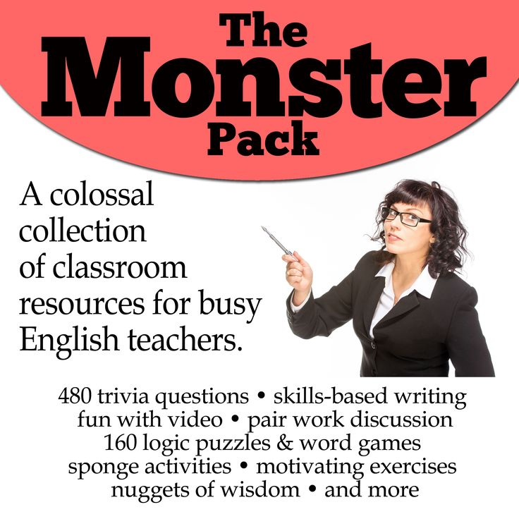 Does anyone have an awesome lesson or activity to perform with an 8th grade English class?
