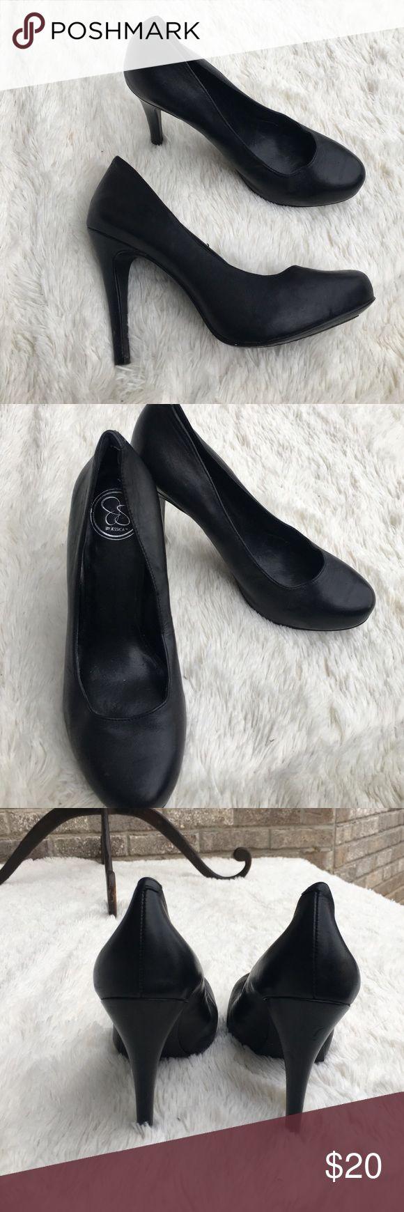 Jessica Simpson Black Pumps Size 6 Jessica Simpson Black Pumps Size 6. Worn maybe twice. Excellent condition. Jessica Simpson Shoes Heels