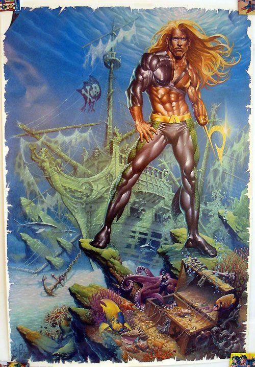 Aquaman by Craig Hamilton   Aquaman   Pinterest   Search ...