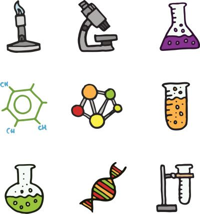 Chemistry Icons Cameo Pinterest And