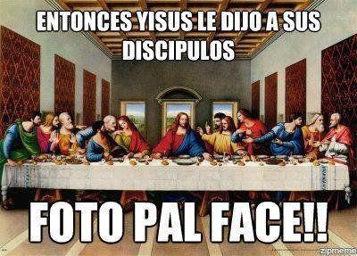 Foto pal face
