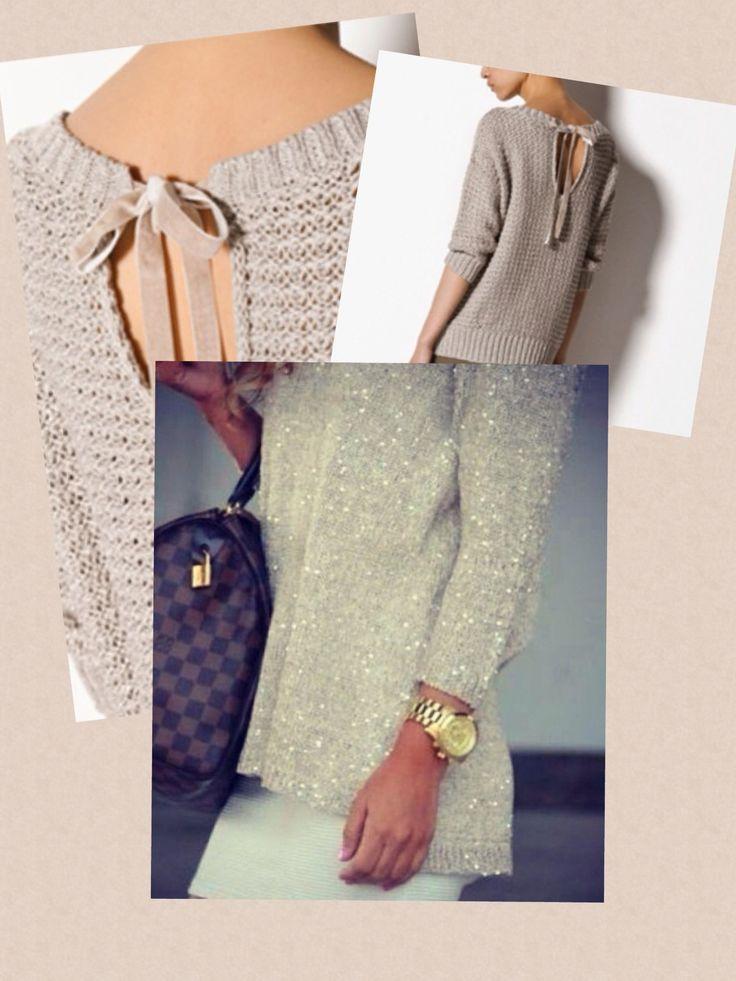 Love my new massimo dutti metallic jumper...will definitely be styling it with statement watch x