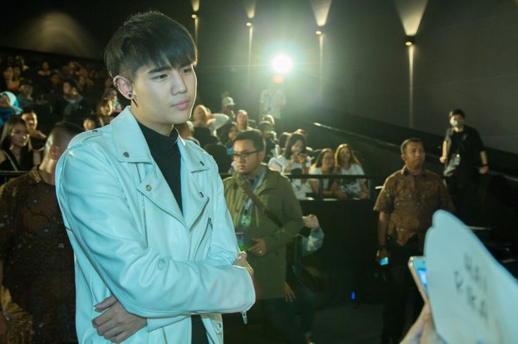 Nick kunatip at Grand Indonesia - Zombie Fighters gala premiere