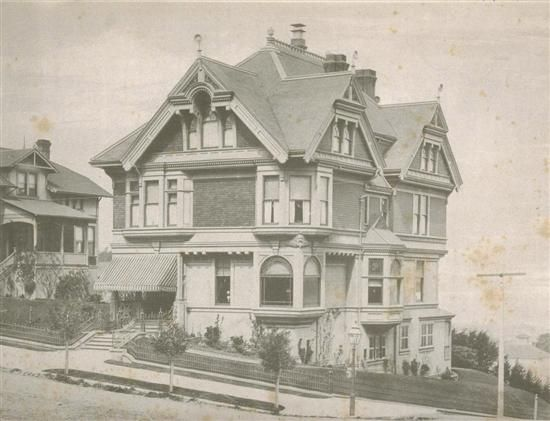 453 best 1900 and before san francisco images on for San francisco mansion tour
