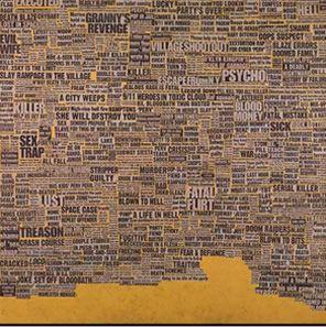 Dash Snow - collage in contemporary art