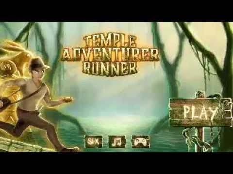 Temple Adventure Runner 2016