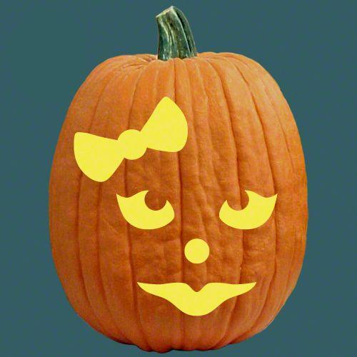Pumpkin carving patterns jack o lantern and on