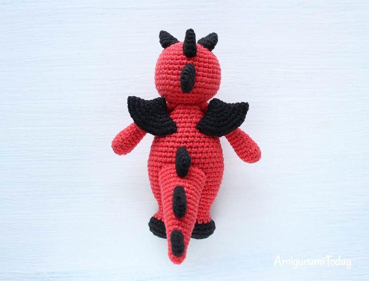 Amigurumi Jack Russell Pattern : Best crochet images crochet patterns crocheting
