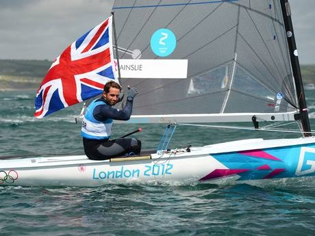 Team GB's Ben Ainslie takes gold and becomes most successful Olympic sailor ever