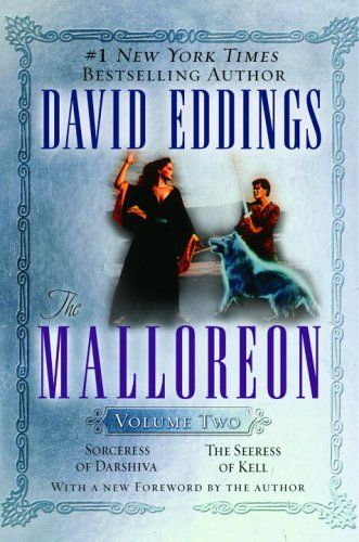 8 best orb of aldur images on pinterest science fiction books the malloreon vol 2 books 4 5 sorceress of darshiva the seeress of kell fandeluxe Gallery