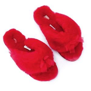 338b5cc78 Fuzzy Fur Spa Slippers in 2019 | Slippers | Slippers, Flip flop ...