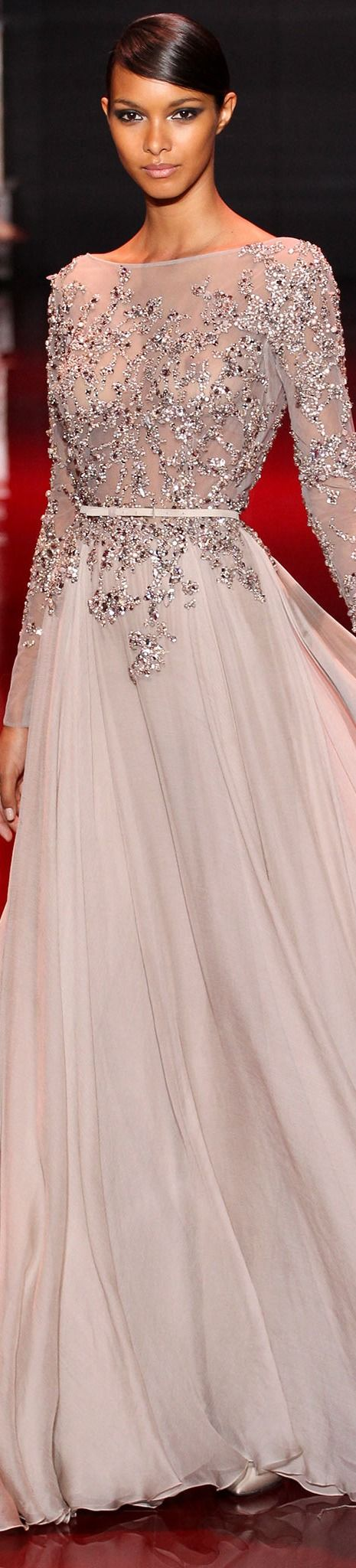 Elie Saab Fall 2013 Couture