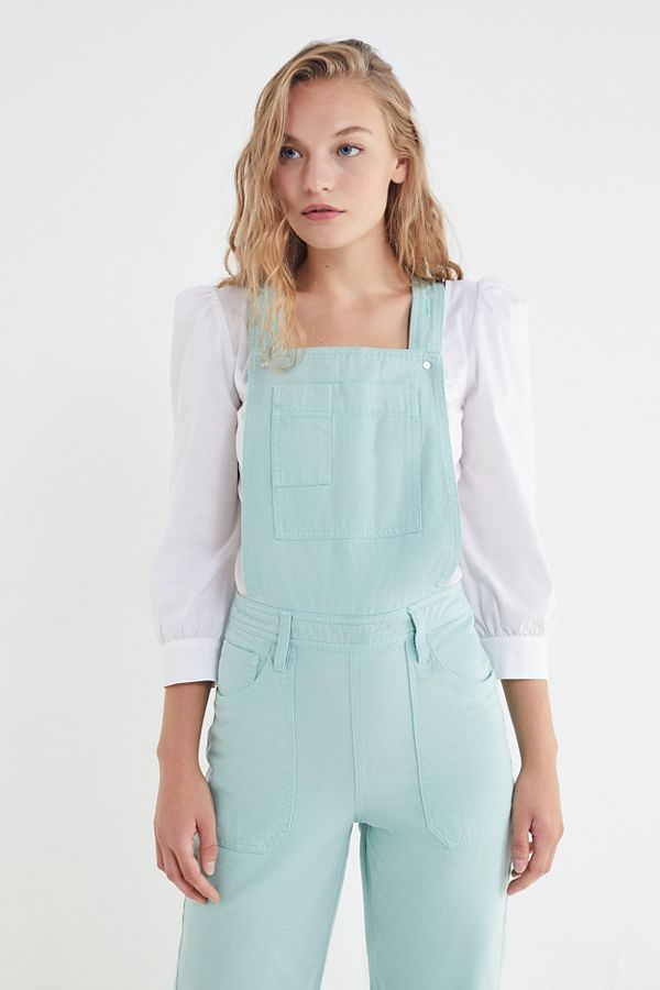 d9869c11789f LF Markey Fitted Flare Dungaree Overall - Mint in 2018