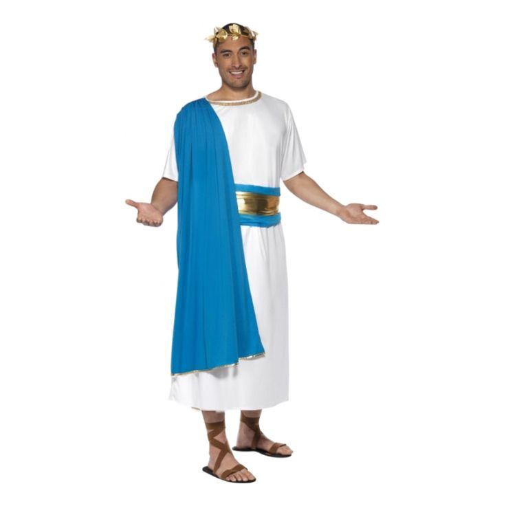 Romersk Senator Maskeraddräkt