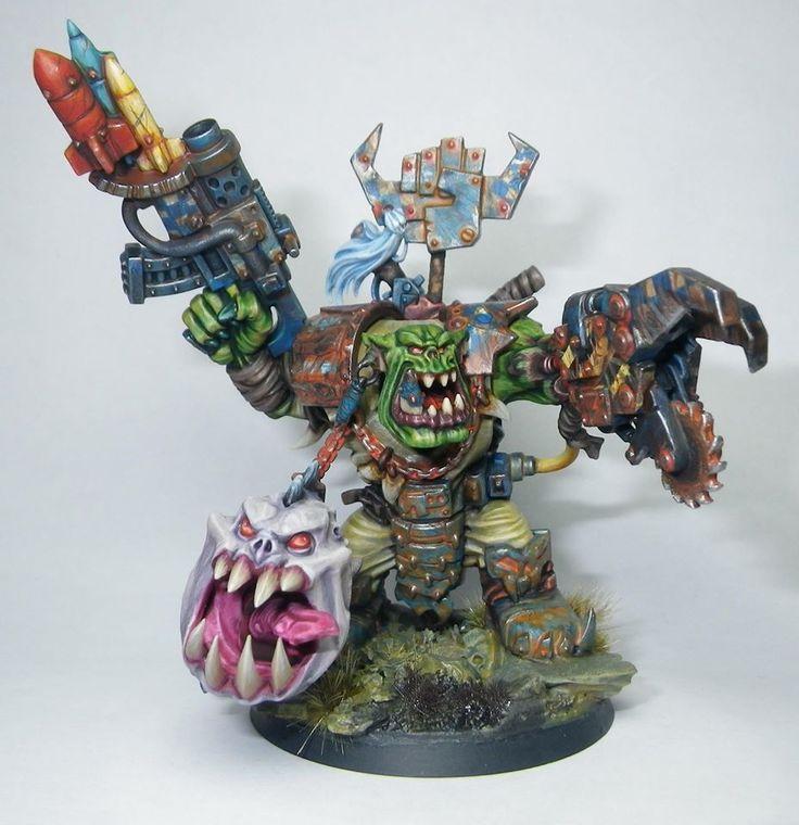 974 Best Images About Orks,goblins, Green Skin Spirit On
