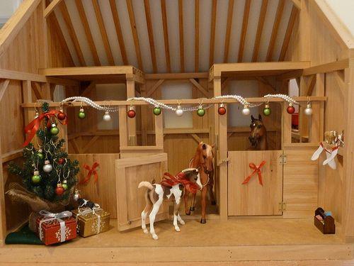 haul english western horse barns horses crazy stablemates breyer hqdefault barn new playset