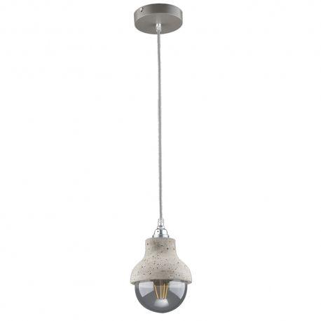 Opjet Paris ci propone questo pratico porta lampada Kelo in cemento a sospensione per ambienti dallo stile industriale. Dal soggiorno alla taverna, si adatta facilmente all'ambiente che lo circonda. Ottima idea regalo. #concrete #interior #design #industrial #lamp