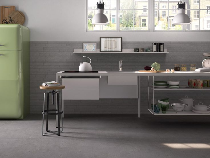 Habitat. Glazeb biogres. Habitat by Imola Ceramiche is designed to finish domestic spaces with a simple elegance, thanks to its wide rage of formats.