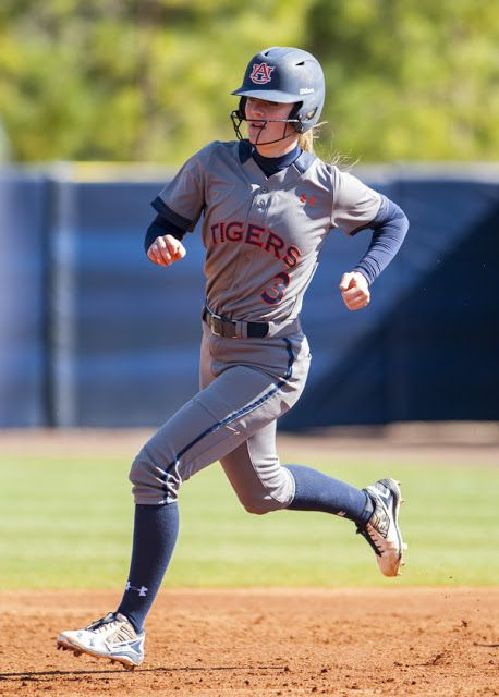 2016 Auburn Softball Whitney Jordan