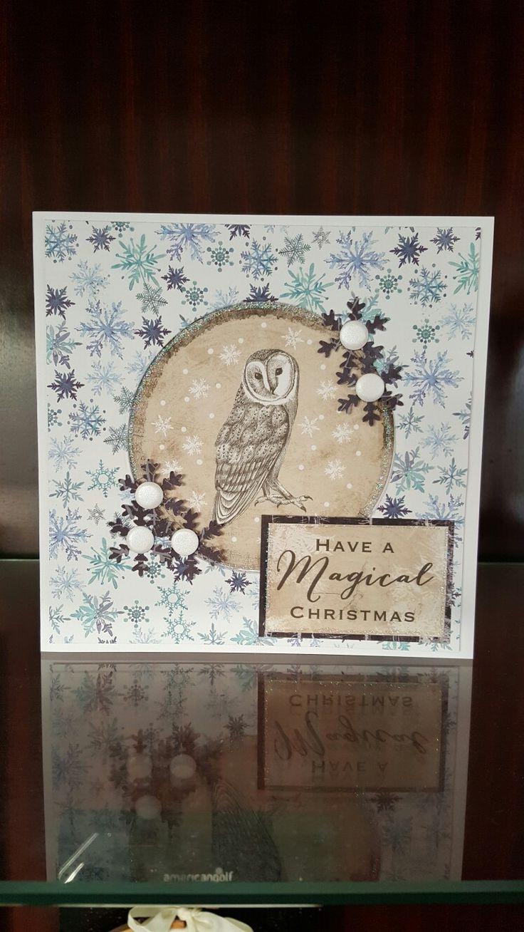 Craftwork cards Frozen Forest