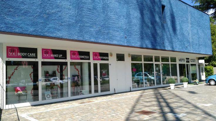 L'ingresso del nostro beauty store: via Sigismondi 47/A, Villa d'Almè (Bg)